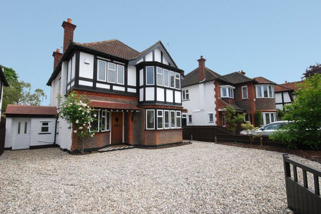 Thumbnail Detached house to rent in Hersham Road, Walton On Thames, Surrey
