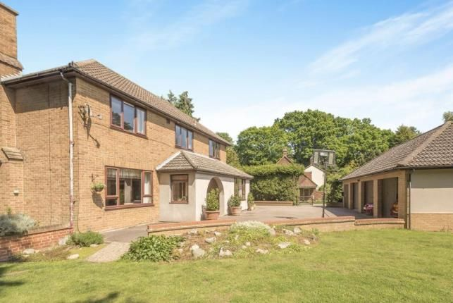 Thumbnail Detached house for sale in Deepdale, Potton, Sandy, Bedfordshire
