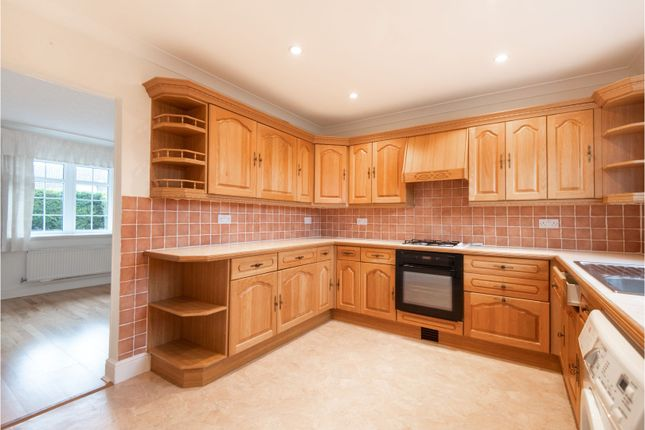 Kitchen of Woodcote Avenue, Wallington SM6