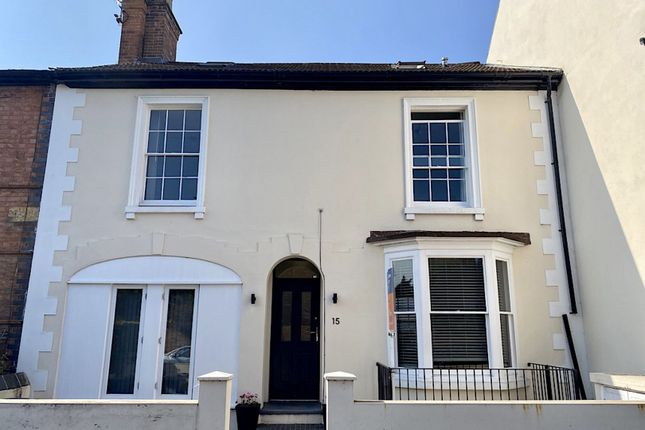 Thumbnail Flat for sale in 15 Guys Cliffe Road, Leamington Spa