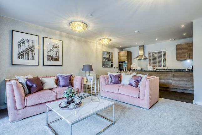 Thumbnail Flat for sale in Western Road, Stratford-Upon-Avon