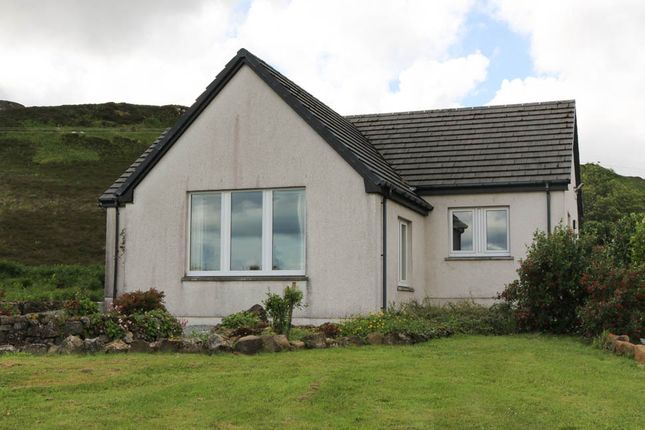 Thumbnail Detached bungalow for sale in 7A Achnahanaid, Portree