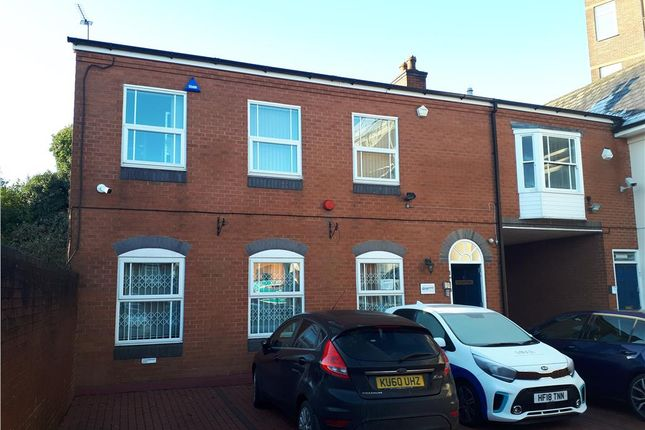 Thumbnail Office for sale in 6 Vine Terrace, High Street, Harborne, Birmingham, West Midlands