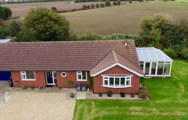 Thumbnail Detached bungalow for sale in Masons Garden, Theddlethorpe, Mablethorpe