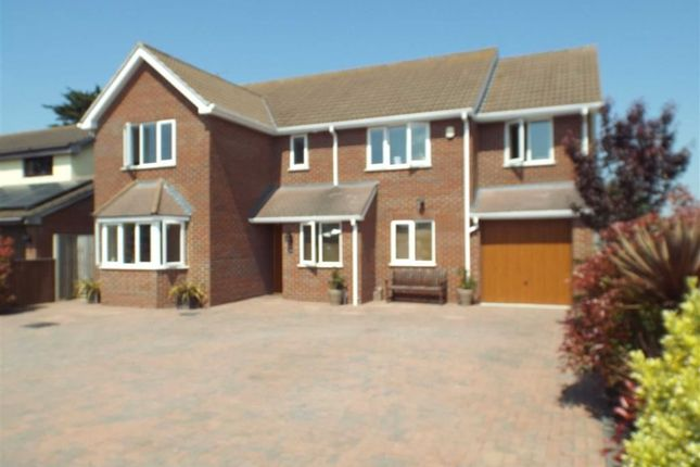 Thumbnail Detached house for sale in Oak Tree Place, Burnham-On-Sea