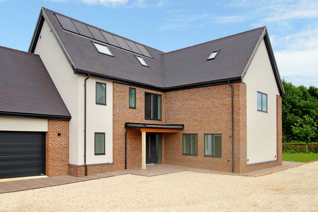 Thumbnail Detached house for sale in Hidden, Oxford Road, Frilford, Abingdon