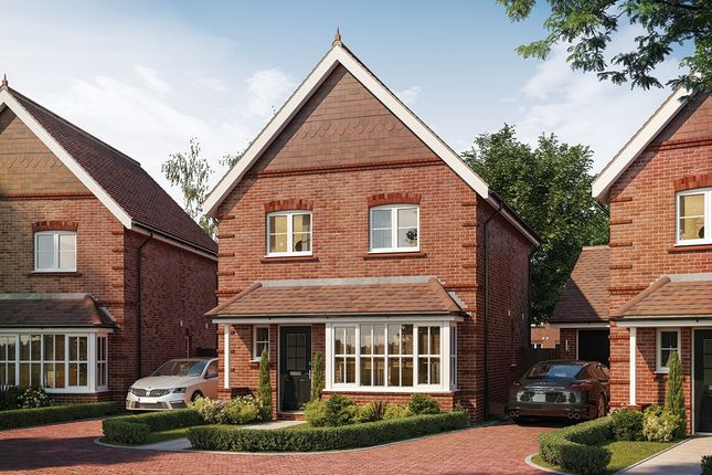 Thumbnail Detached house for sale in Walton Park, Terrace Road, Walton On Thames