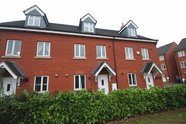 Thumbnail Property to rent in Russell Close, Uttoxeter