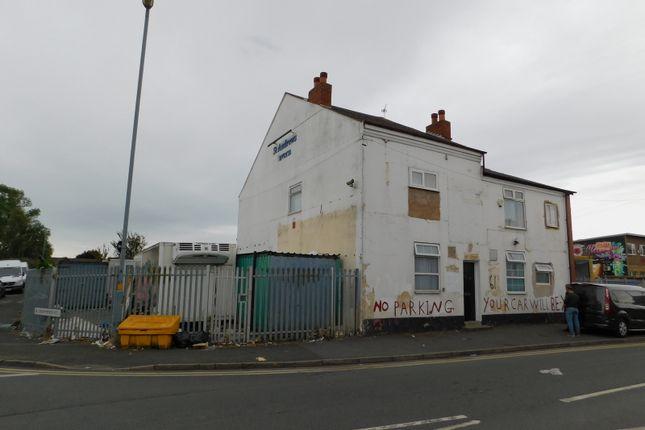 Thumbnail Pub/bar for sale in 61-63 Green Lane, Birmingham