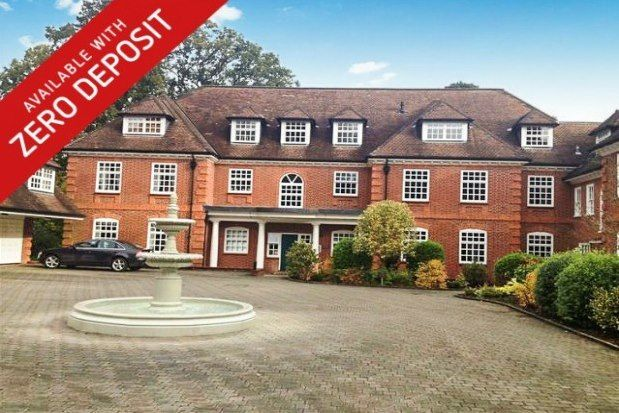 Thumbnail Flat to rent in Bracken Hall Bracken Place, Southampton