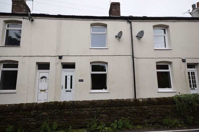 Terraced house for sale in Bemersley Road, Brown Edge, Stoke-On-Trent