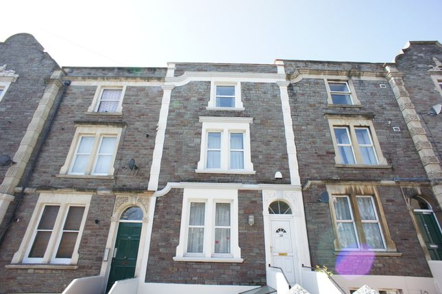 Thumbnail Town house for sale in Brigstocke Road, St Pauls, Bristol