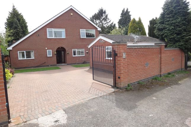 Thumbnail Detached house for sale in Craighill Walk, Knighton, Leicester