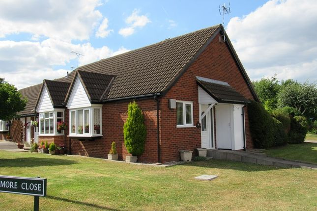 Thumbnail Terraced bungalow for sale in Eastbury Drive, Solihull