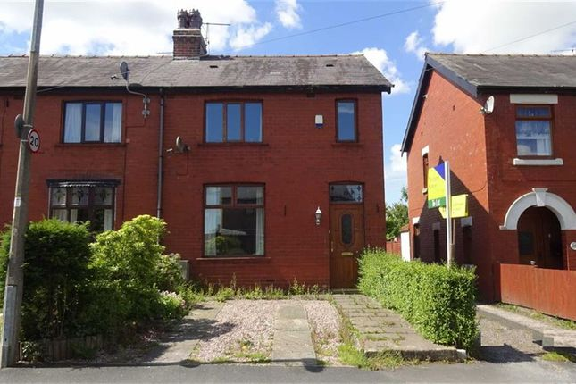 Thumbnail Terraced house to rent in Church Lane, Goosnargh, Preston