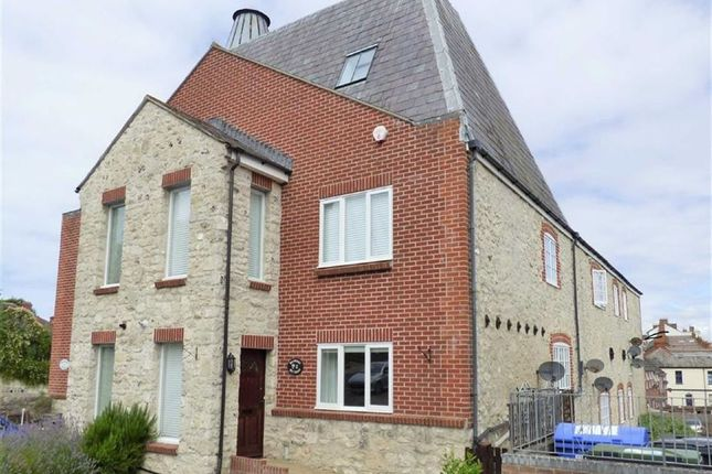 Thumbnail End terrace house to rent in Brewers Retreat, Weymouth, Dorset