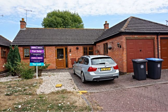 Thumbnail Detached bungalow to rent in Henwoods Court, Shipston-On-Stour