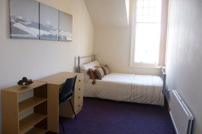 Thumbnail Flat to rent in Foxhall Road, Forest Fields, Nottingham