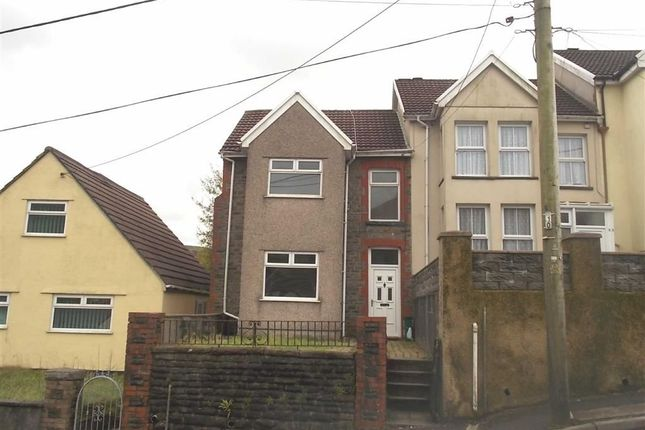 Terraced house for sale in Trebanog Road, Porth