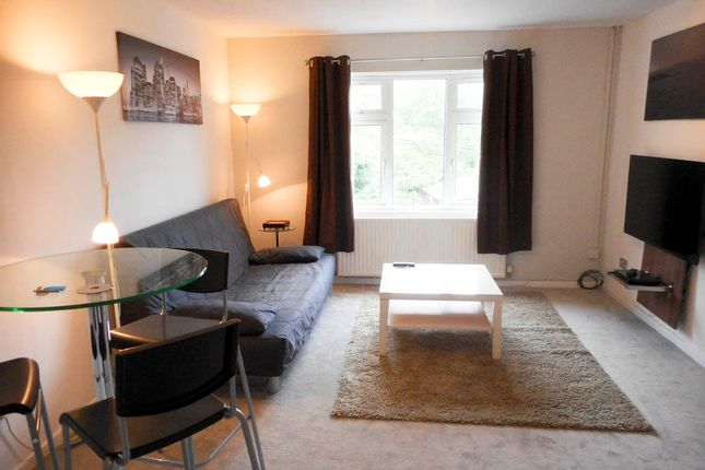 Thumbnail Flat for sale in The Pandy, Aberdare