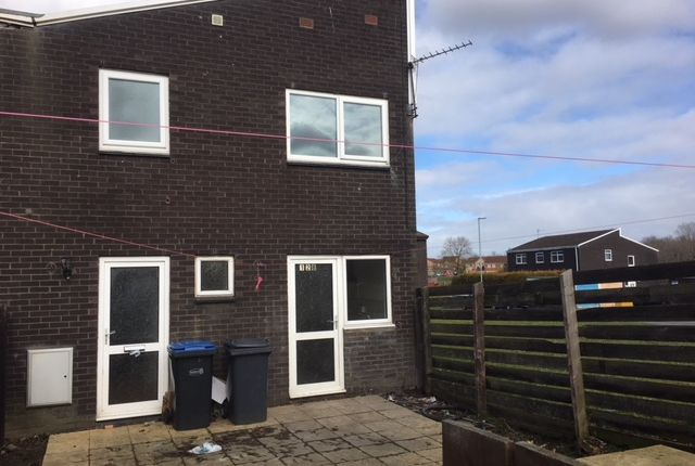 Thumbnail Semi-detached house to rent in Aysgarth Close, Newton Aycliffe