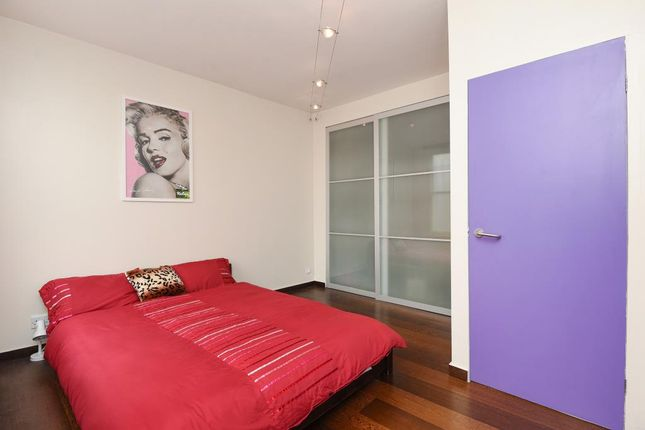 Bedroom Two of Shrewsbury Mews W2,
