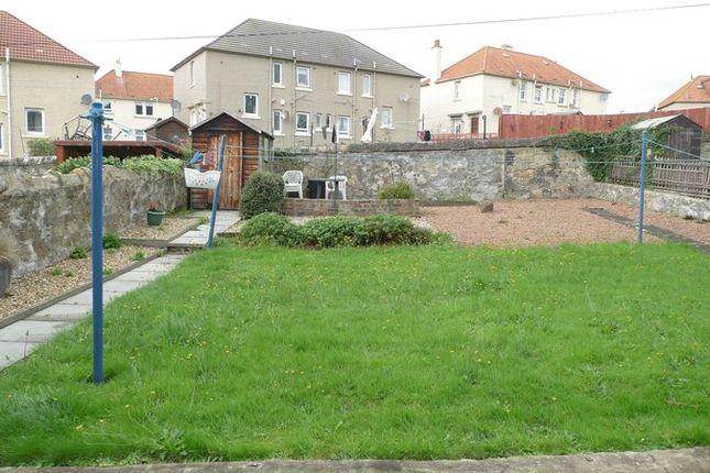 Garden of Forth Avenue, Kirkcaldy KY2
