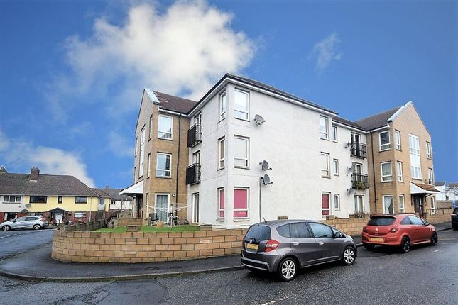 Thumbnail Flat for sale in Globe Road, Rosyth, Dunfermline