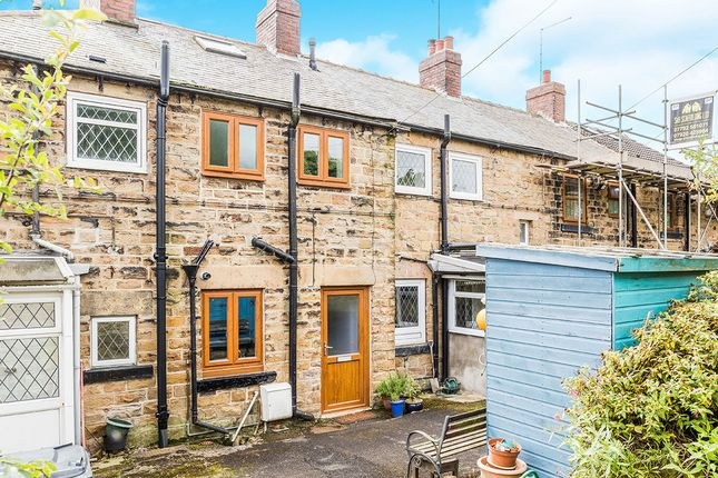 Thumbnail Terraced house for sale in Mount Pleasant, Crane Moor, Sheffield