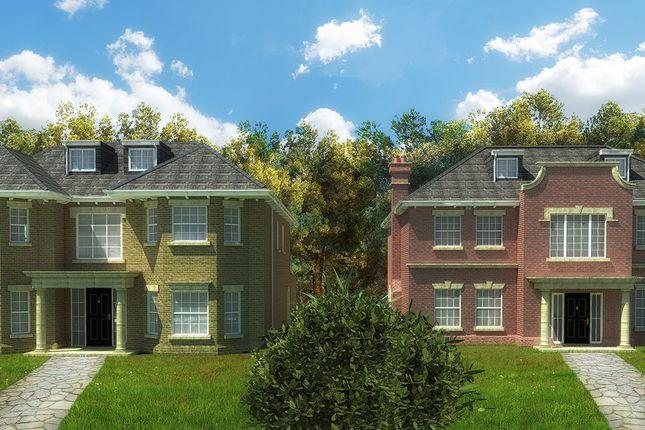 Thumbnail Detached house for sale in Templewood Lane, Farnham Common, Slough