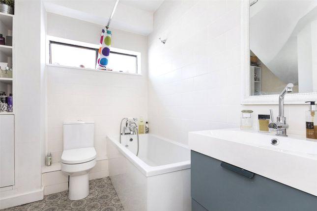 Bathroom of Old Compton Street, Soho, London W1D