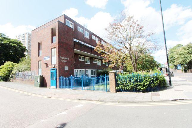 Thumbnail Flat to rent in Henrietta House, St. Anns Road, South Tottenham