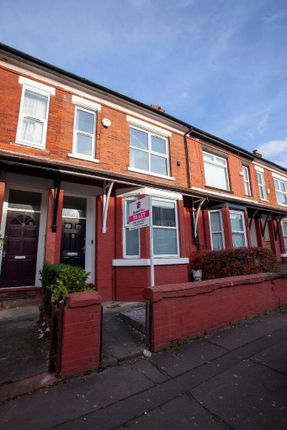 Thumbnail Detached house to rent in Whitby Road, Fallowfield, Manchester, Lancashire
