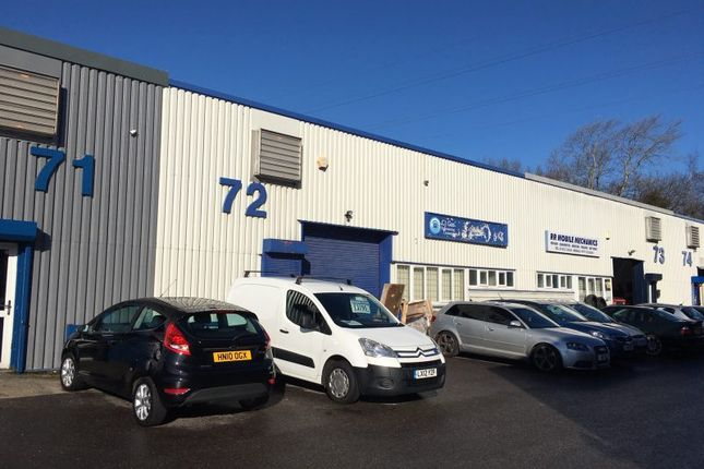 Thumbnail Industrial to let in Unit 72, Springvale Industrial Estate, Cwmbran