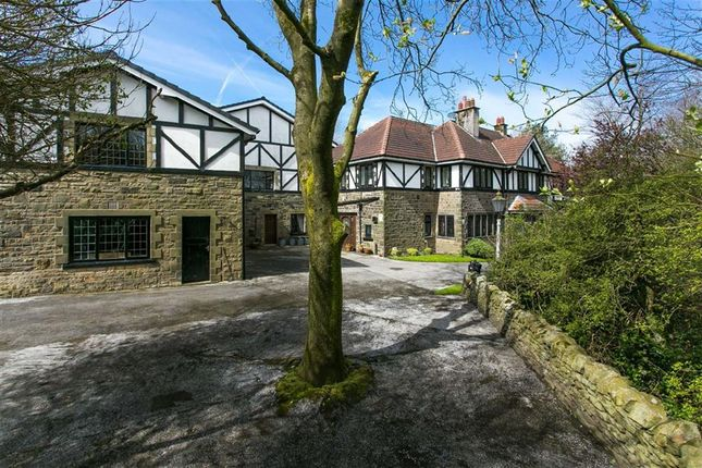 Thumbnail Detached house for sale in Nelson Road, Briercliffe, Burnley