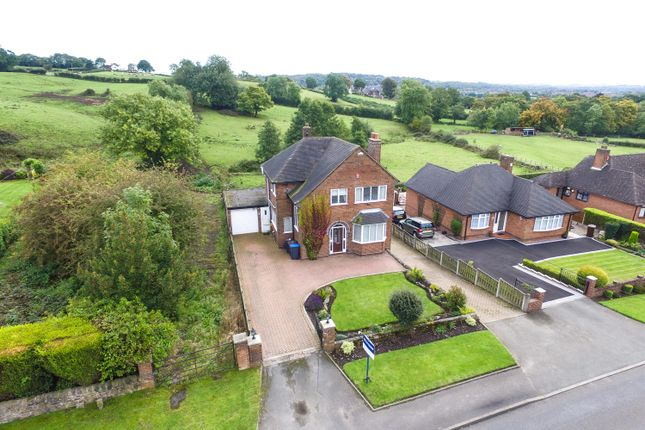 Thumbnail Detached house for sale in High Lane, Brown Edge