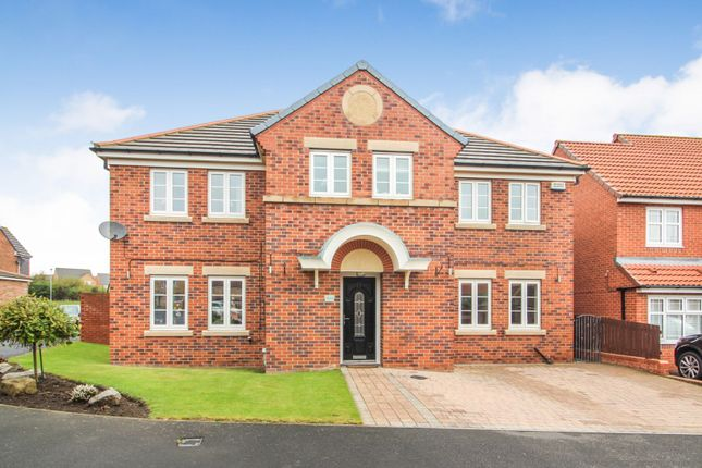 Thumbnail Detached house for sale in Buttercup Close, Hartlepool