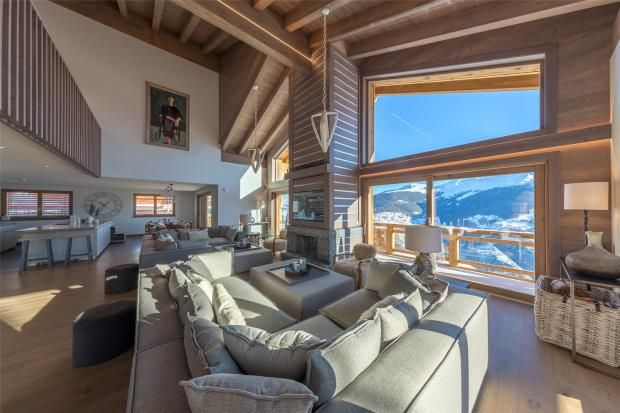 Thumbnail Property for sale in Dixence Resort, Les Collons, Switzerland