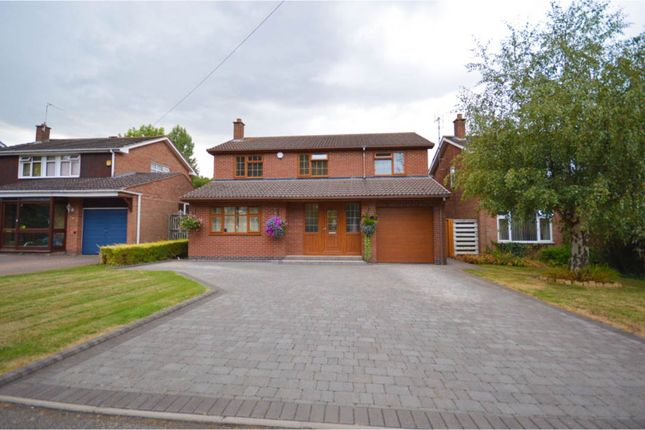 Thumbnail Detached house for sale in Ennerdale Crescent, Nuneaton