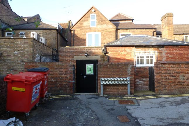 Thumbnail Industrial to let in Basement, 81 High Street, Maidenhead