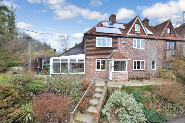 Thumbnail Equestrian property for sale in London Road, Battle