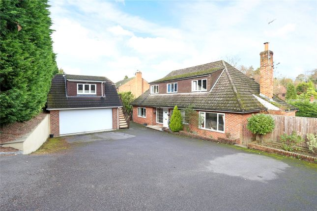 Thumbnail Detached house for sale in Linden Road, Headley Down, Hampshire