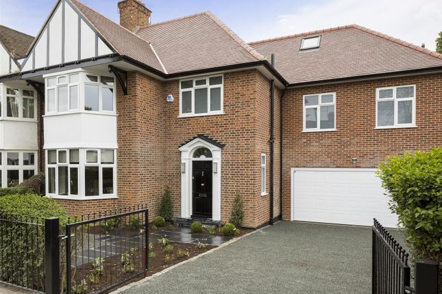 Thumbnail Property to rent in Harman Drive, The Hocrofts, London