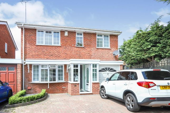 Thumbnail Detached house for sale in Hollyberry Close, Redditch