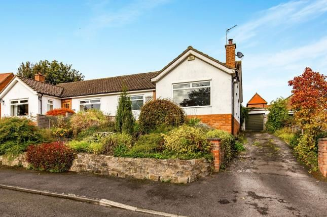 Thumbnail Bungalow for sale in Wynd Close, Yarm, North Yorkshire