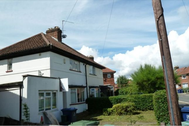 Thumbnail Terraced house to rent in Grays Road, Headington, Oxford