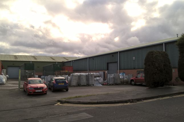 Industrial for sale in Caledonian Plastics Limited, Holbrook Rise, Holbrook, Sheffield