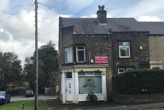 Thumbnail Retail premises for sale in Highfield Road, Bradford