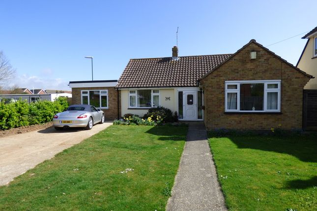 Thumbnail Detached bungalow to rent in Esher Drive, Littlehampton