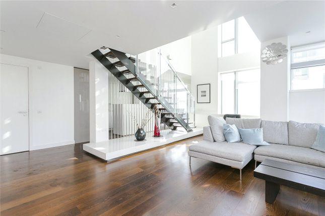 Thumbnail Flat to rent in Pan Peninsula Square, London
